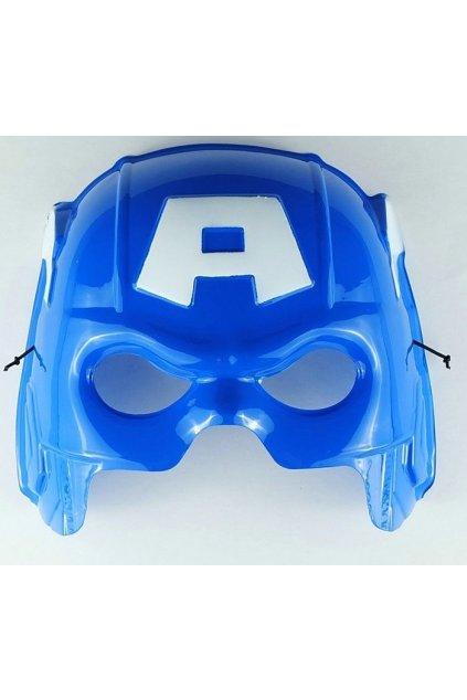 Maska Kapitán Amerika - Captain America