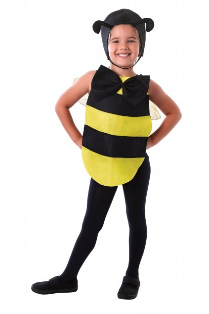 Levný kostým včelky