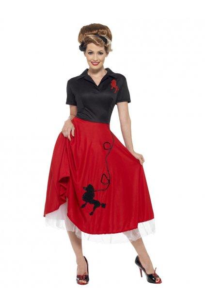 Bílá spodnička