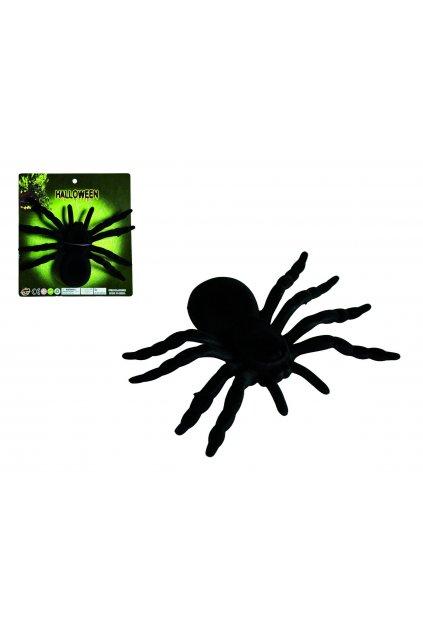 Velký pavouk dekorace