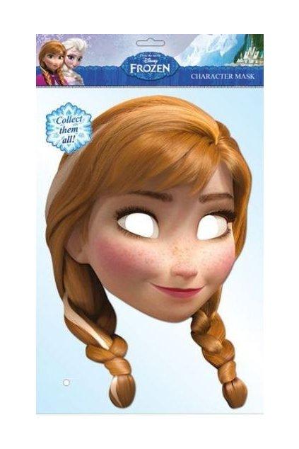 Párty maska Anna Disney Frozen