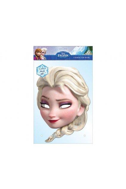 Maska Elsa Frozen