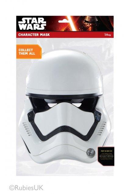 rubies 32910 stormtrooper star wars the force awakens mask 1 large