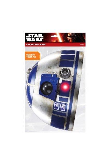 R2-D2 licenční maska Star Wars