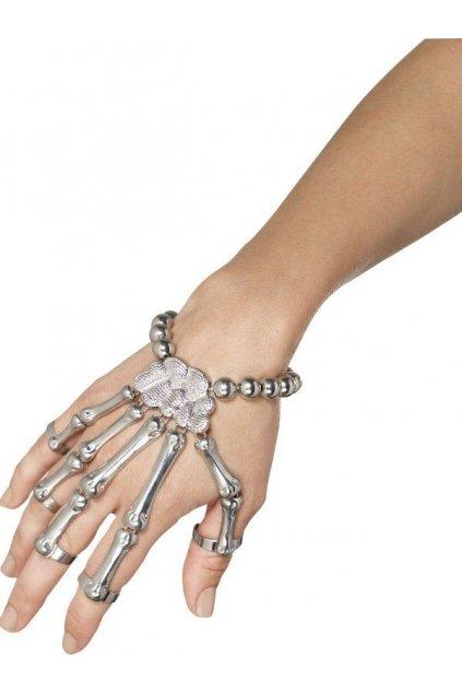 Náramek na ruku - kosti