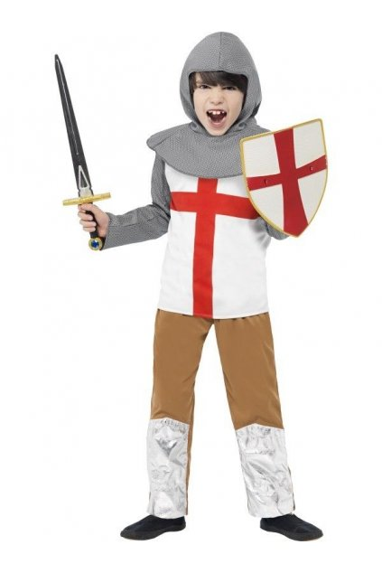 Dětský kostým rytíře
