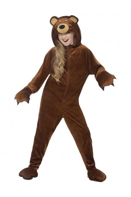 Dětský kostým Medvěda