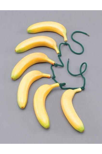 Banánová girlanda