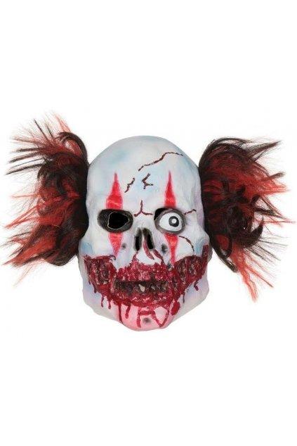 Maska krvavého klauna