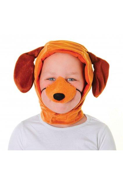 Maska psa - dětská