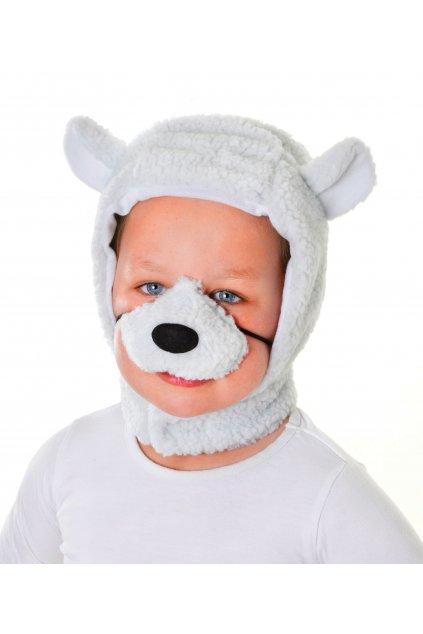 Dětská maska ovečky