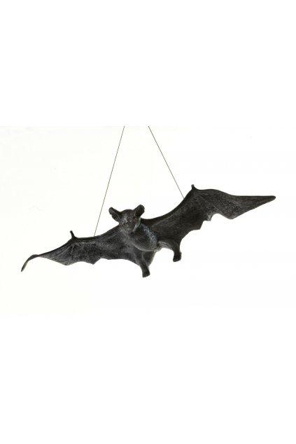 Velký netopýr - dekorace Halloween
