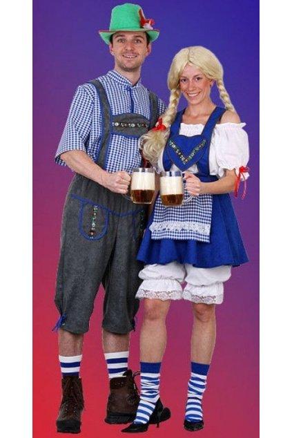 Kostým Bavoráka