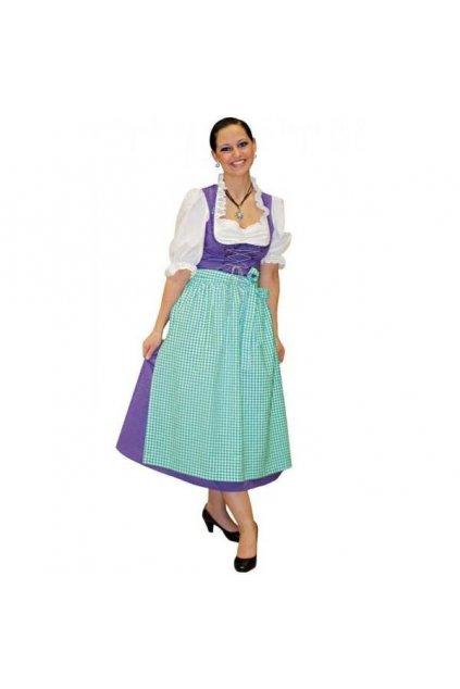 Kostým tradiční Bavorky