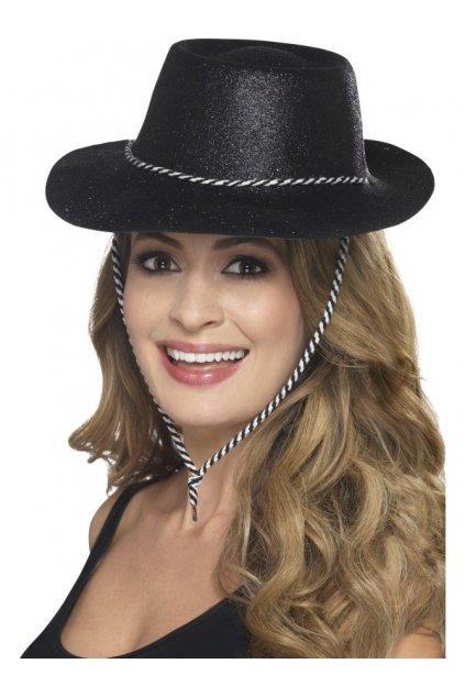 Párty klobouk - černý