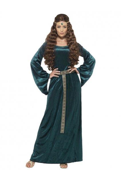 Dámský historický kostým - kněžka