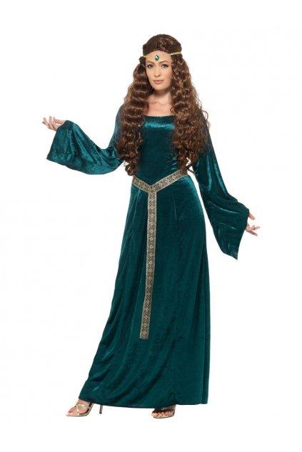 Historický kostým - kněžka