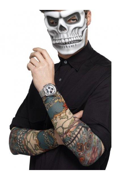Rukáv - s tetováním