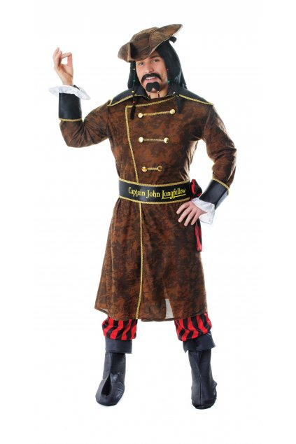 Kostým piráta - Captain Dick