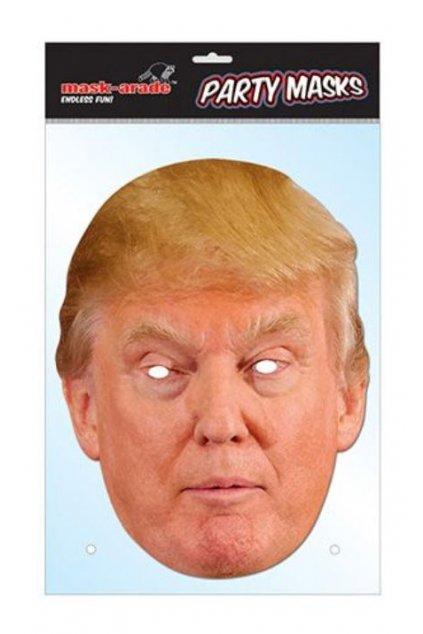 Donald Trump - maska