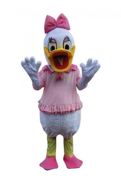 Kostým Daisy Duck - maskot Daisy