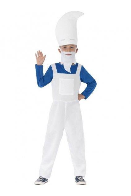 Šmoula dětský kostým