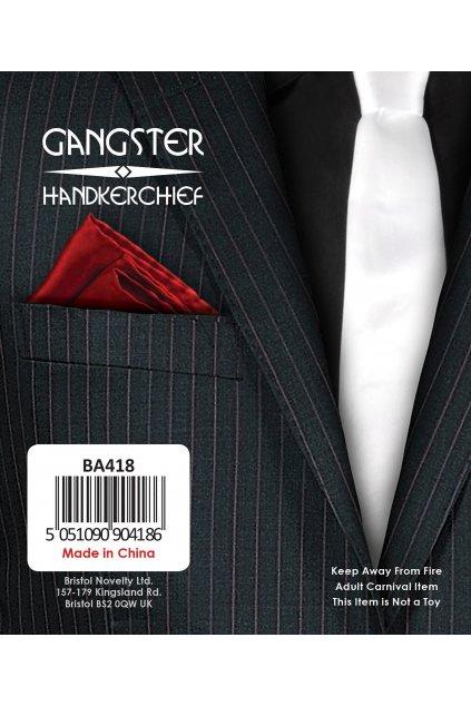 Červený kapesník - gangster