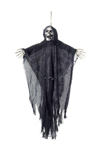 Smrtka - velká dekorace na Halloween