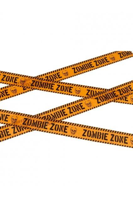 Páska zombie zone