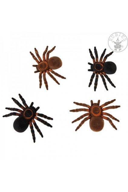 Sada pavouků - dekorace