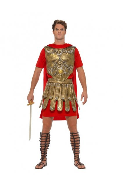 Kostým antického gladiátora