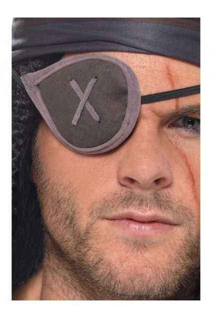 Pirátská páska přes oko