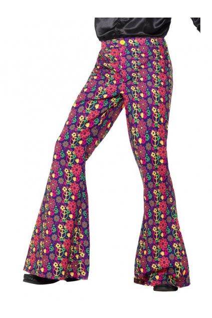 Kalhoty 60. léta Hippies