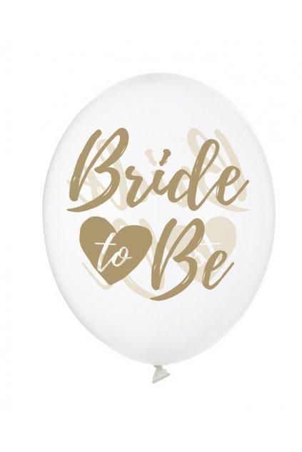 Balónek - Bride to be
