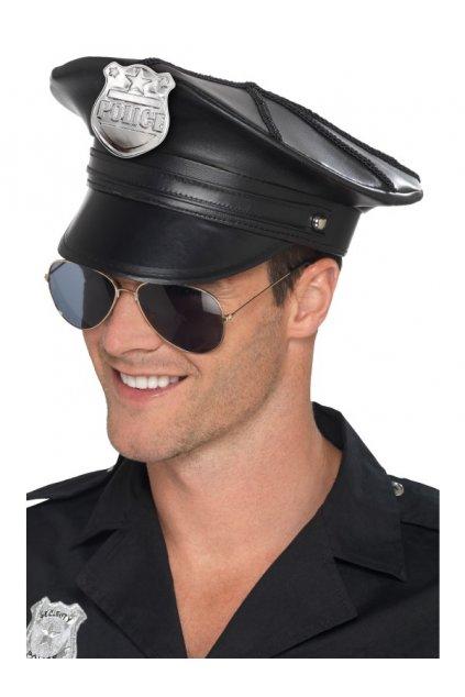 Čepice policejní