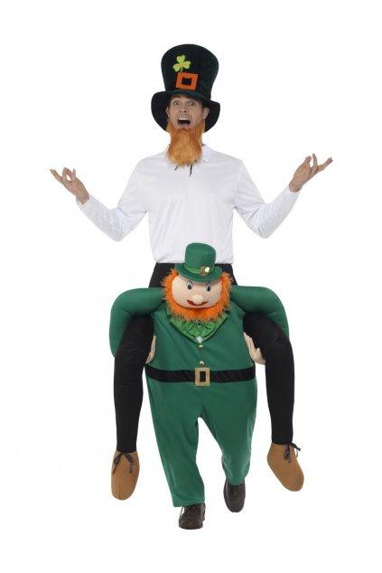 Kostým leprikon - Piggyback Paddy's Leprechaun