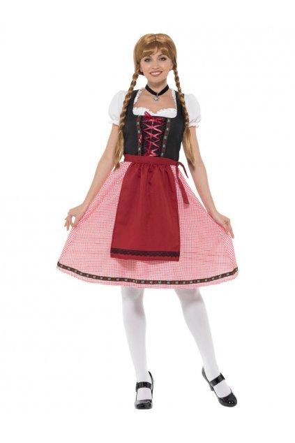 Kostým bavorské ženy