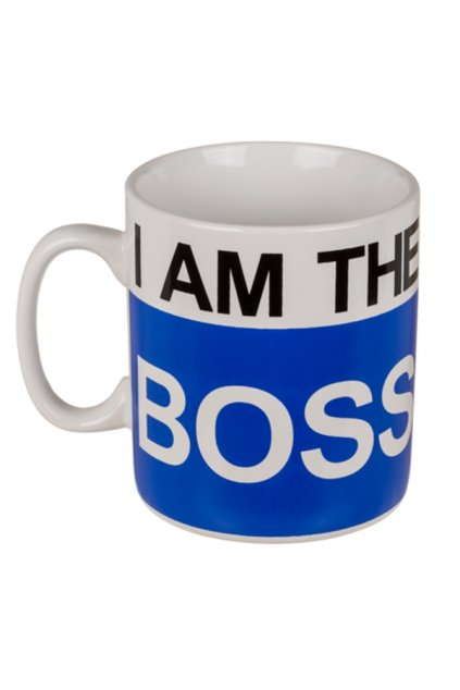 Hrnek - I am the boss - 800ml