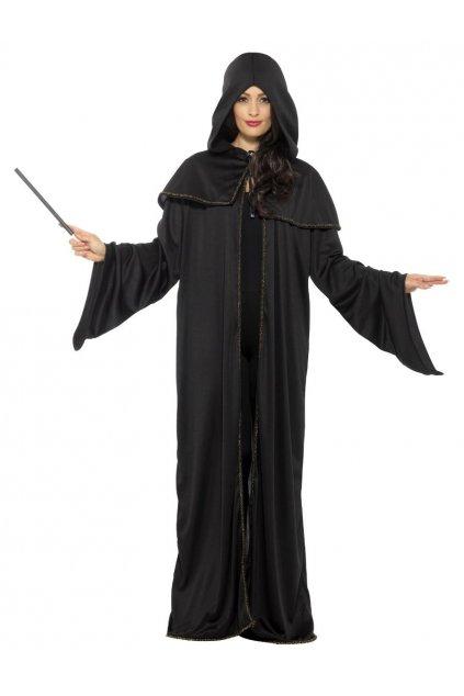 Kostým čaroděj - černý