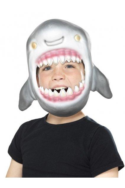 Levná maska žraloka