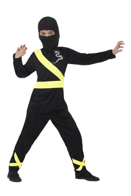 Kostým ninja dětský