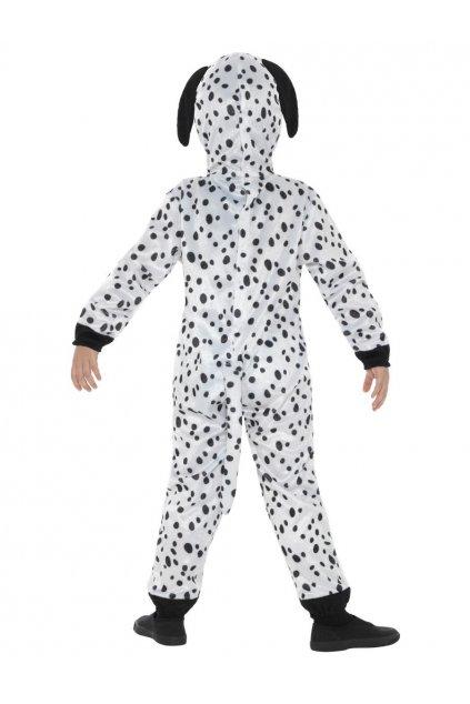 Dětský kostým pejska - dalmatin