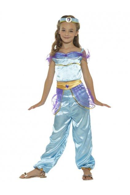 Arabská princezna - dětský kostým