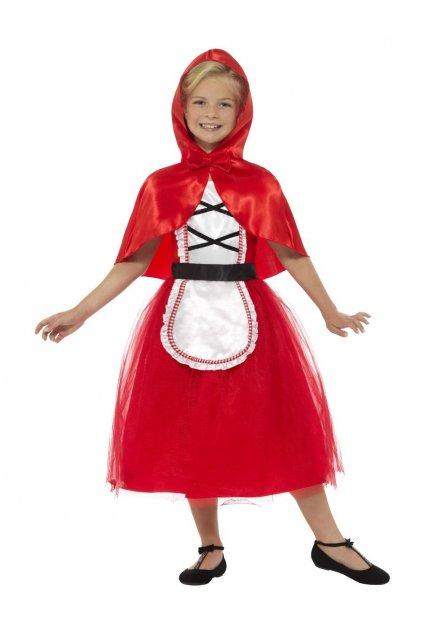 Kostým Červené Karkulky - dětský