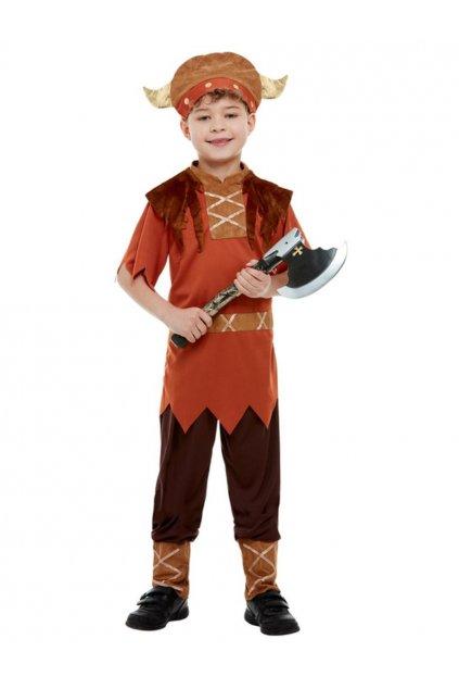 Kostým vikinga - dětský