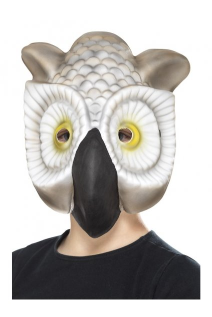 Levná maska sova