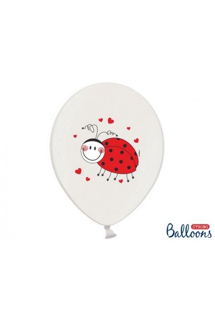 Nafukovací balónky - beruška