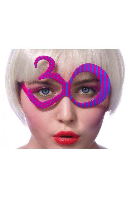 Brýle narozeniny - 30. let