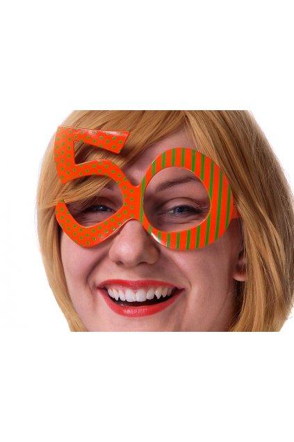 Brýle narozeniny - 50. let