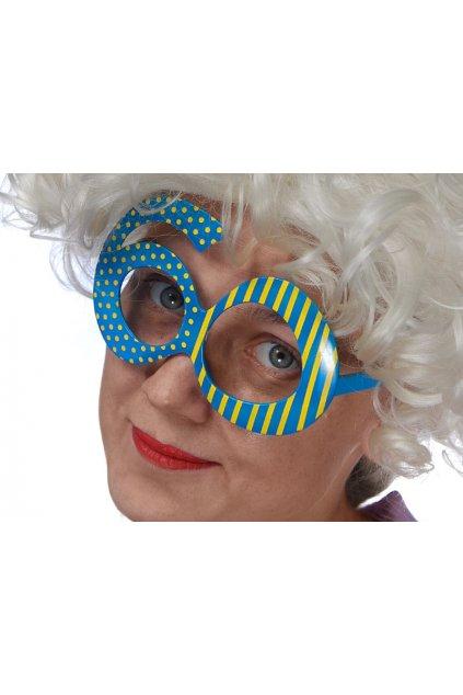Brýle narozeniny - 60. let